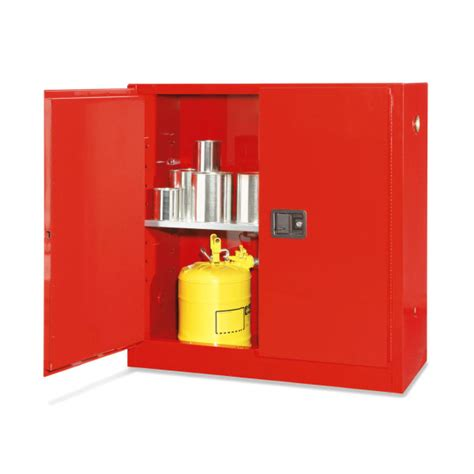 flammable liquid storage cabinet bc site service