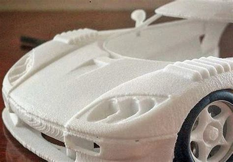 Koenigsegg 3d Printing Designer Creates Another Awesome Koenigsegg Inspired 3d