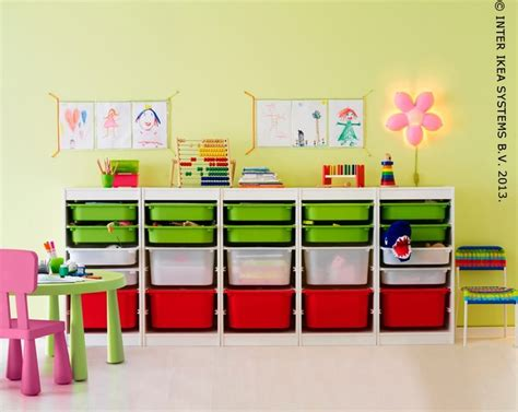 ikea playroom storage ikea trofast basement dayhome ideas pinterest ikea