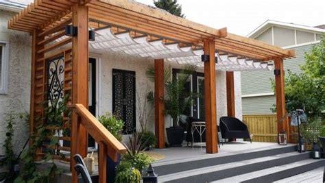 retractable awning pergola 17 best ideas about free standing pergola on pinterest free standing carport