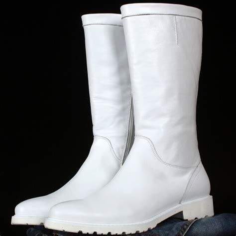 white motorcycle boots popular white boots buy cheap white boots lots