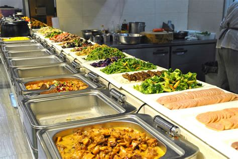 Cold Section In Kitchen by Cosbao Restaurant Kitchen Equipment Restaurant Catering