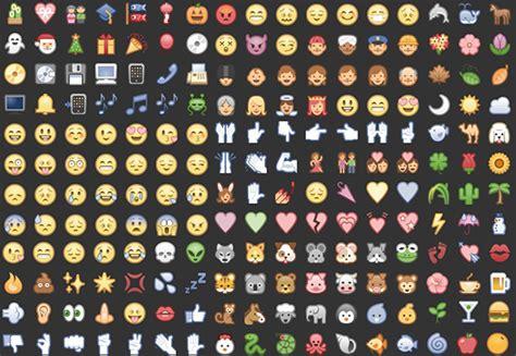 como poner los nuevos emoticones emoji de facebook en nuevos emoticones facebook como sacar desde el teclado