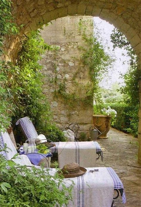 Provence Garden Decor 34 Refined Provence Inspired Terrace D 233 Cor Ideas Digsdigs