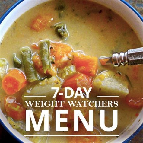 Weight Watcher Garden Vegetable Soup Best 156 Weight Watchers Images On Food And