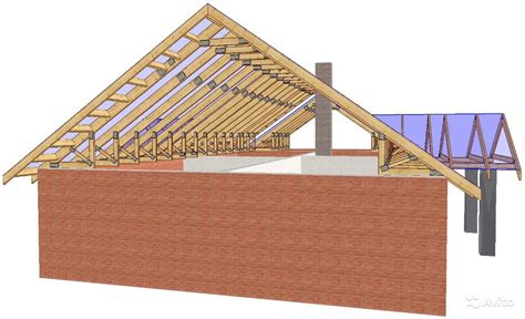 Gable Roof Structure How To Build A Gable Roof And Extend The Roof Overhang
