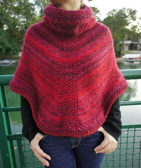 free knitting patterns for ponchos de 20 b 228 sta id 233 erna om knit poncho p 229