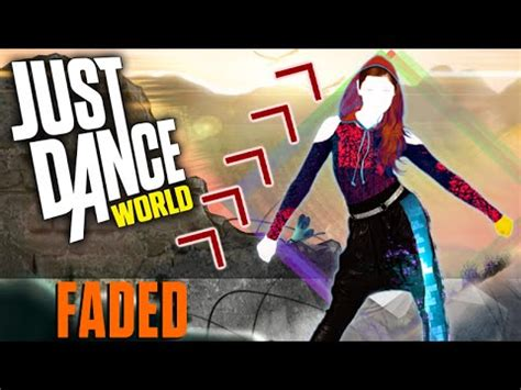 alan walker just dance just dance faded alan walker fanmade mashup youtube