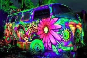 hippie colors car color cool hippie image 677584 on favim