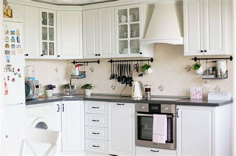 Kitchen Cabinet Handles Ikea Ikea Kitchen Liding 214 Fintorp Handles Http Momscorp Ru Article Post 1 140 Kitchen
