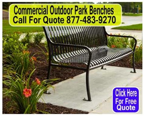 commercial outdoor benches outdoor benches