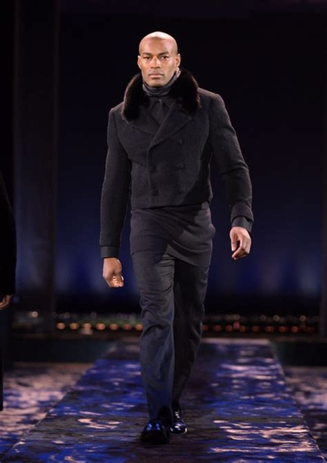 Tyson Beckford At 2008 Fashion Week by Tyson Beckford Photos Photos Runway Fall