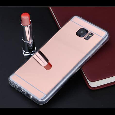 Tpu Mirror luxury slim mirror soft tpu gel cover skin for