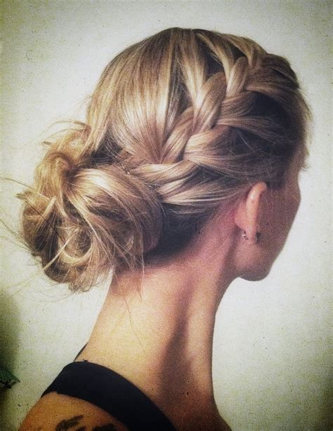 braid ball hairstyles 26 best ball hair images on pinterest make up looks