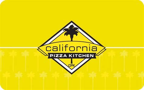 California Pizza Kitchen Gift Cards - california pizza kitchen