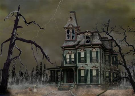 haunted house design pictures from haunted victorian portfolio of kirk ebert