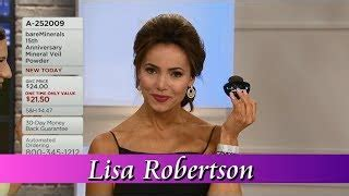 ex qvc host lisa robertson dishes on stalkers play qvc lisa robertson fears stalkers former miss