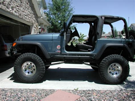 gunmetal blue jeep how bout some gun metal blue pics page 2 jeepforum com