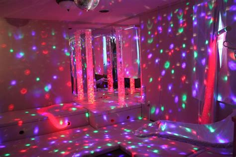 Disco Bedroom Ideas by 33 Best Images About Snoezelen On Wheelchairs