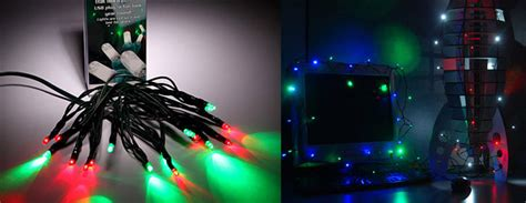usb led christmas lights the green head