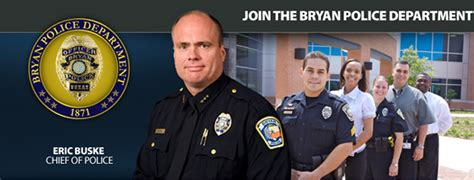 How Does It Take To Be A Officer by Department City Of Bryan