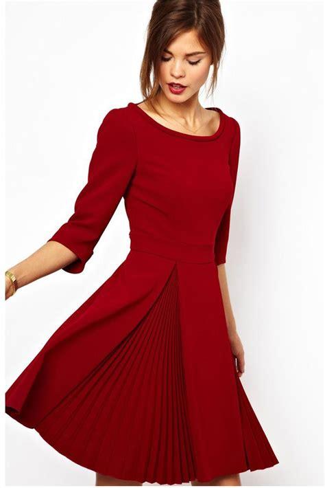 karen millen boat neck dress karen millen round neck dress red dress pinterest