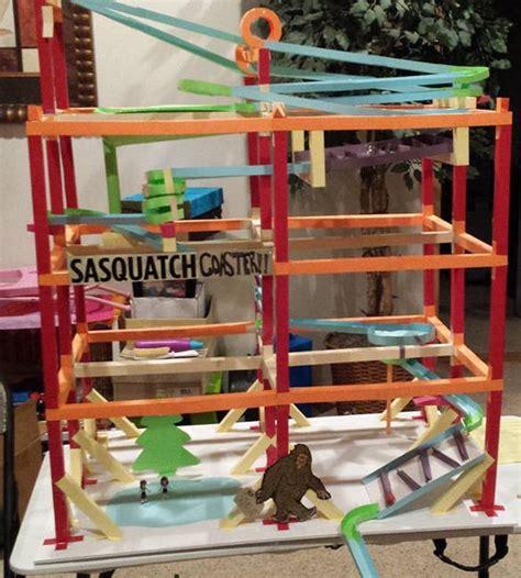 Paper Roller Coaster Templates by Paper Roller Coasters 7 Steps With Pictures Autos Post
