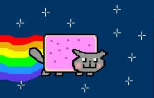 Nyan Cat My Drawing Of Nyan Cat Nyan Cat Fan 25739828