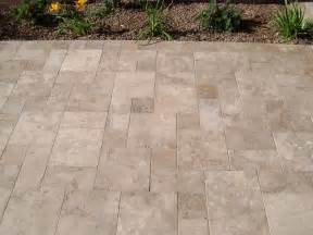 arizona landscape design poco verde landscape travertine pavers
