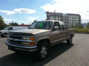 purchase used 1994 chevrolet k1500 silverado extended cab