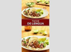 Tacos de Lengua - Onion Rings & Things Lengua