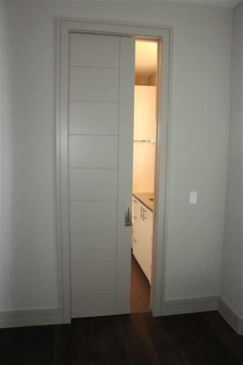 Modern Pocket Doors Interior Modern Pocket Doors