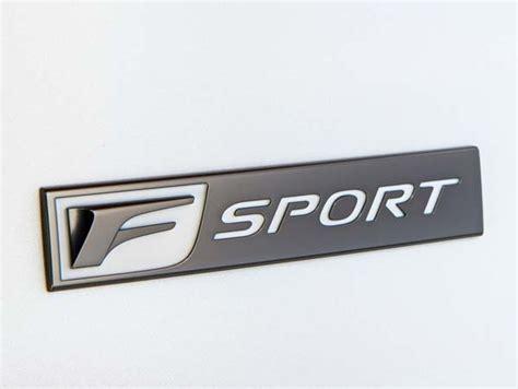 350 fsport badge on back clublexus lexus forum discussion
