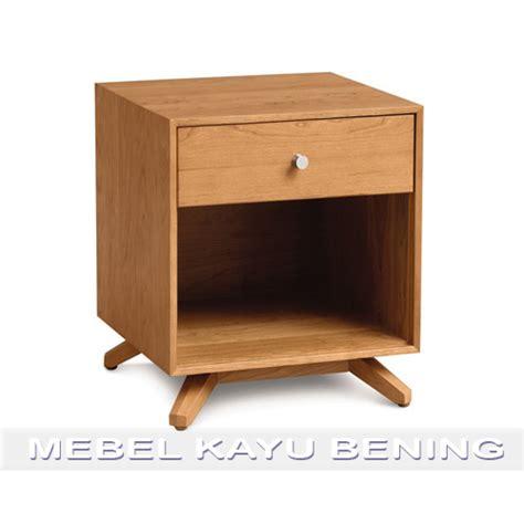Nakas Laci Retro nakas kayu jati model minimalis retro