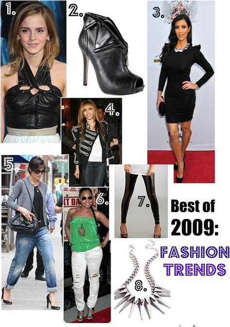 top fashion trends of 2009 best of 2009 top 8 fashion trends health
