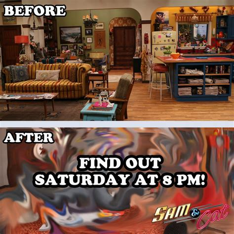 s apartment pics image sam and cat s apartment before and after promo pic