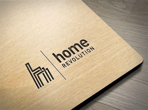 logo design for home renovations company digital