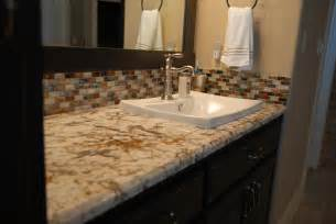 Bathroom Vanities With Granite Tops Bathroom Granite Vanity Top With Tile 2017 2018 Best Cars Reviews
