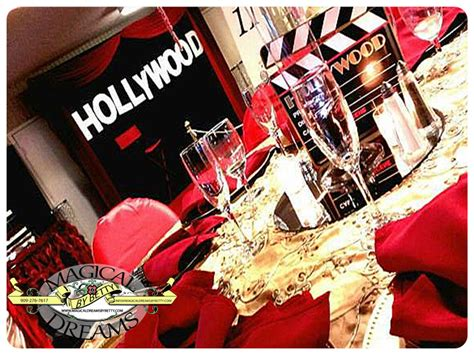 quinceanera themes hollywood hollywood quinceanera theme 1973 movie day for night