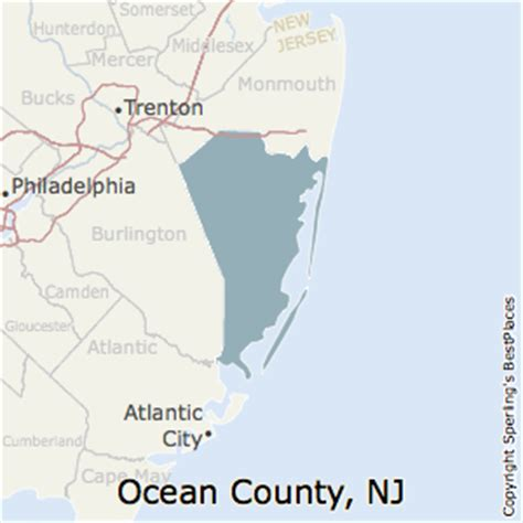 ocean county section 8 best places to live in ocean county new jersey