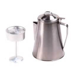 coffee pot walmart ozark trail stainless steel 8 cup coffee pot walmart