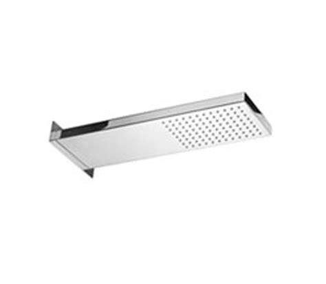 soffione doccia rettangolare soffione doccia rettangolare free 530 x 160 mm
