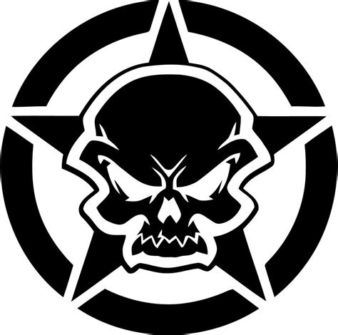 army jeep decals army jeep skull vinyl car window and laptop decal