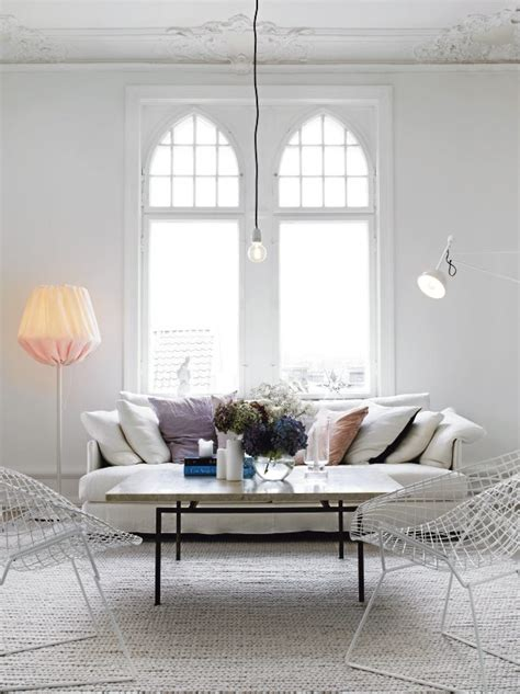 beautiful windows swedish apartment with feminine touch апартамент в