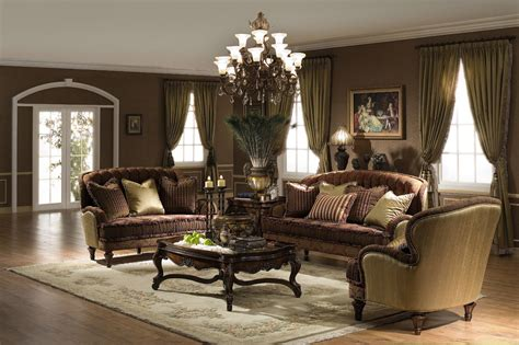 Fancy Living Room Sets - the formal living room collection living room