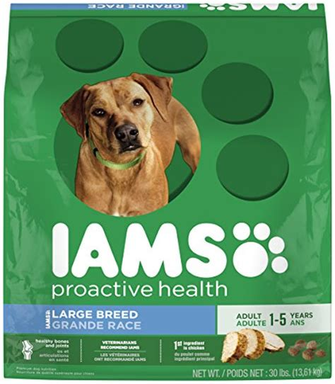 iams large breed food iams proactive health large breed food 30 pounds save you moola