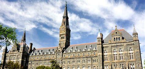 Georgetown Mba Program Located by Social Entrepreneurship Programs 23 Universities Paving