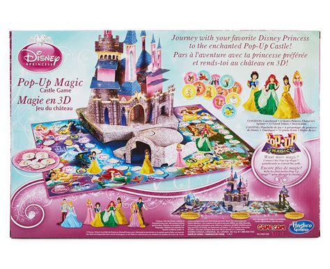 libro disney princess a magical disney princess pop up magic castle game great daily deals at australia s favourite superstore