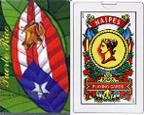 Gift Cards Puerto Rico - puerto rico flag and coqui playing cards puerto rico