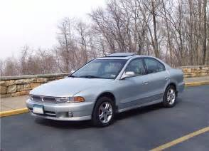 2002 mitsubishi galant information and photos zombiedrive